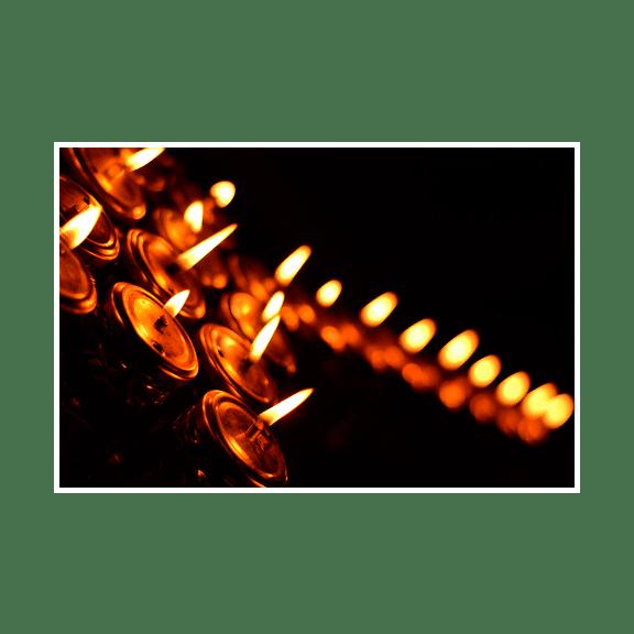 Photo - Au-delà des flammes
