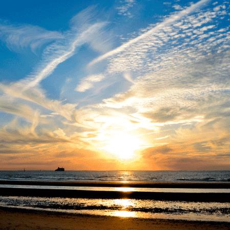 Les couchers de soleil